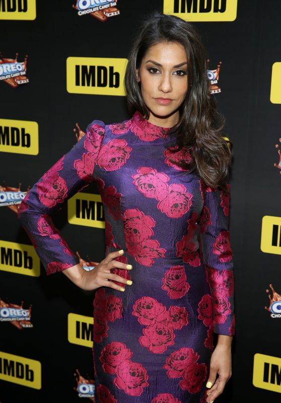 Janina Gavankar – IMDb LIVE Academy Awards 2017 Viewing Party, Presented by OREO Chocolate Candy bar in Hollywood