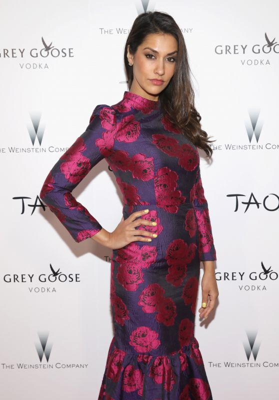 Janina Gavankar - The Weinstein Company