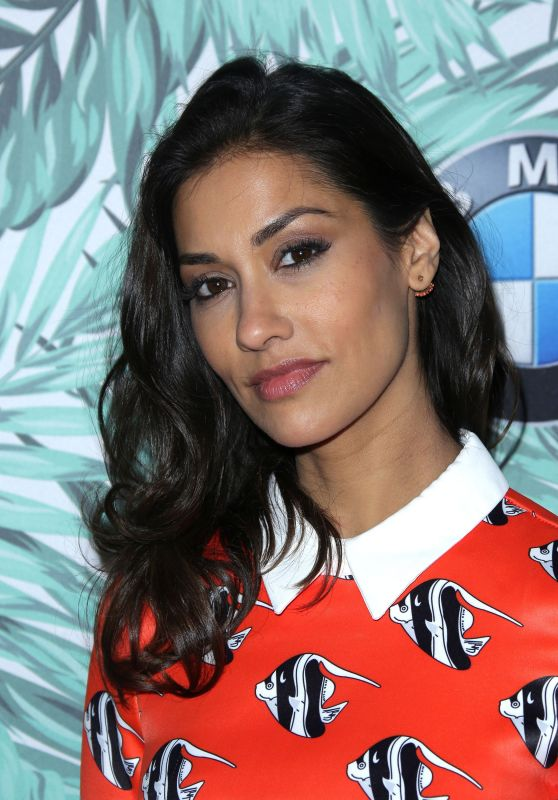 Janina Gavankar – Woman in Film Cocktail Party in Los Angeles 2/24/ 2017
