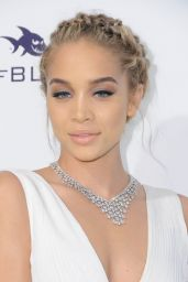 Jasmine Sanders at Elton John AIDS Foundation Academy Awards 2017 Viewing Party in LA