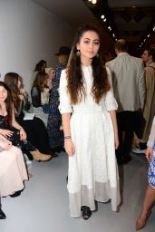 Jasmine Thompson - Bora Aksu Fashion Show in London 2/17/ 2017
