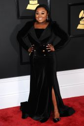 Jekalyn Carr – GRAMMY Awards in Los Angeles 2/12/ 2017