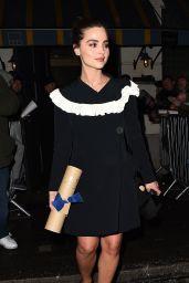 Jenna Coleman - Burberry & Evgeny BAFTA Event in London, UK 2/10 /2017