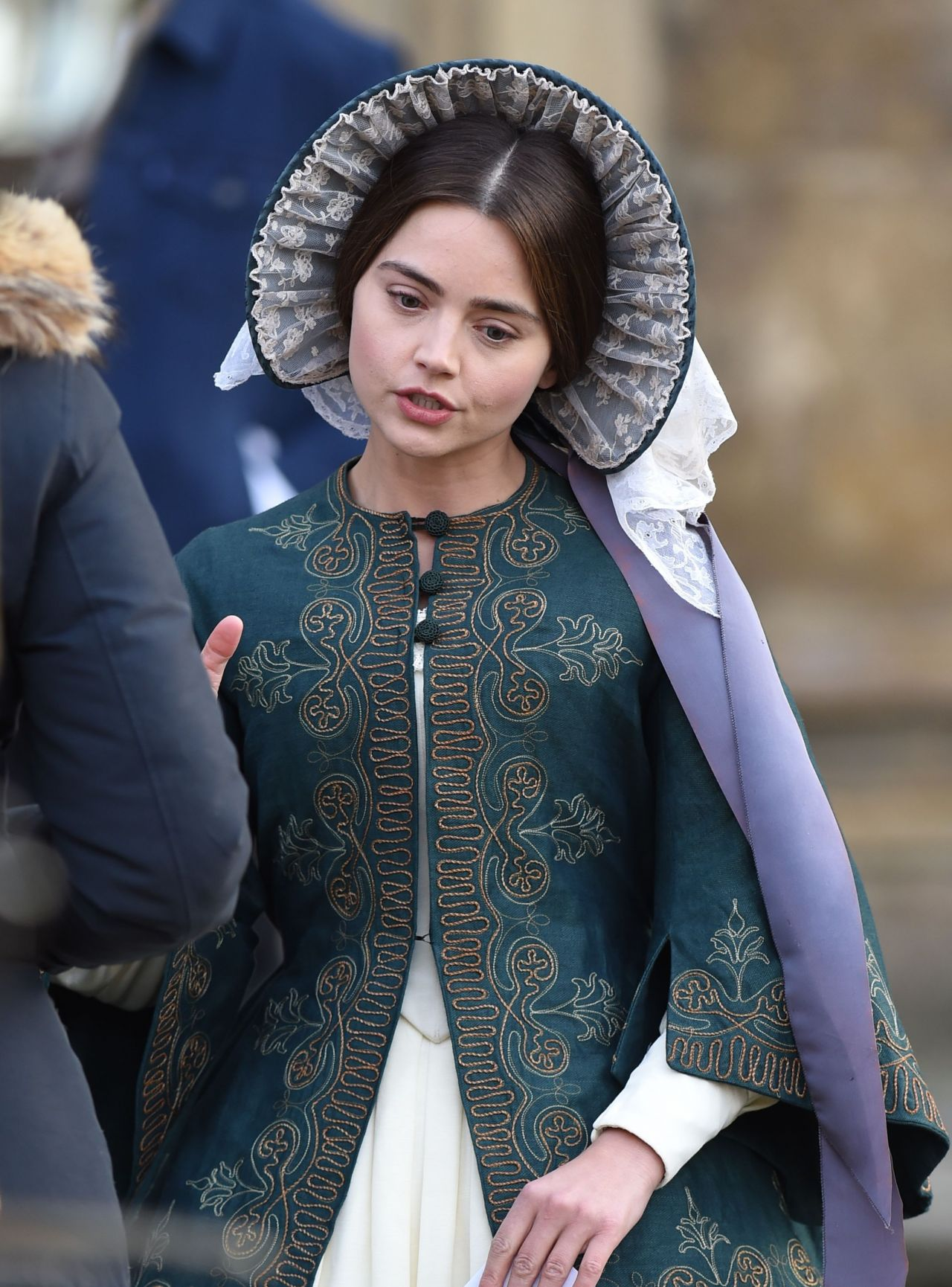 Jenna Coleman Victoria Set In Beverley East Yorkshire