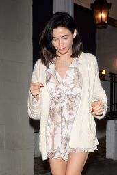 Jenna Dewan Shows Off Her Toned Legs - Jessica Bie