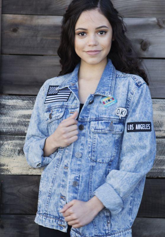 Jenna Ortega Photoshoot - Pearl Yukiko, Feb 2017
