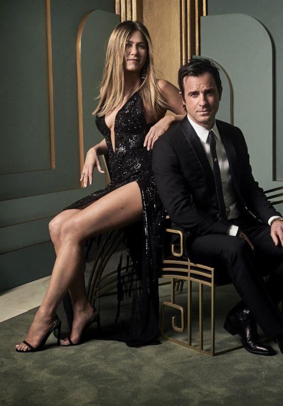 Jennifer Aniston - 2017 Vanity Fair Oscar Party Portrait
