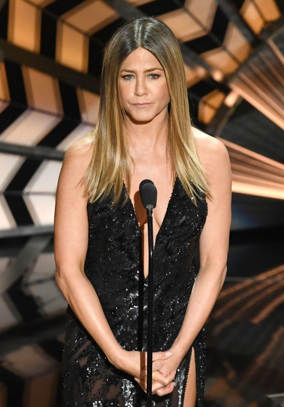 Jennifer Aniston – 89th Annual Academy Awards in Hollywood 2/26/ 2017