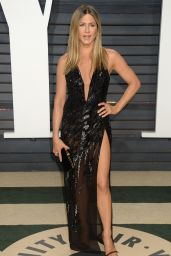 Jennifer Aniston at Vanity Fair Oscar 2017 Party in Los Angeles