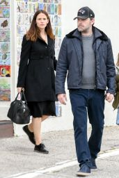 Jennifer Garner and Ben Affleck - Beverly Hills, 2/5/ 2017