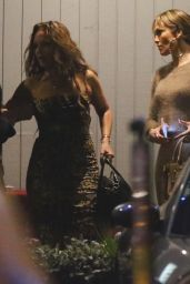Jennifer Lopez - Night Out in Los Angeles 1/31/ 2017