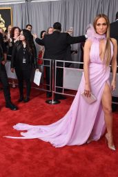 Jennifer Lopez on Red Carpet – GRAMMY Awards in Los Angeles 2/12/ 2017