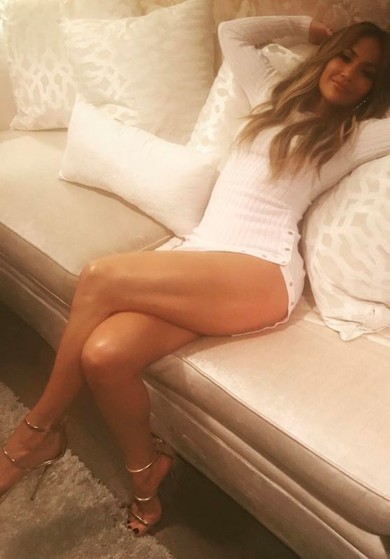 Jennifer Lopez - Social Media Photos 2/8/ 2017