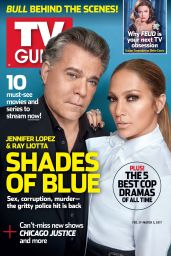 Jennifer Lopez - TV Guide February/ March 2017 Issue