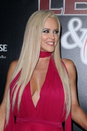 Jenny McCarthy - Leather & Laces at Hughes Manor in Houston 2/3/ 2017