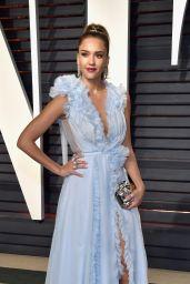 Jessica Alba at Vanity Fair Oscar 2017 Party in Los Angeles