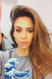 Jessica Alba Pics - Celebrity Social Media 2/27/ 2017