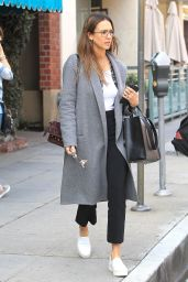 Jessica Alba - Shopping in LA 2/9/ 2017