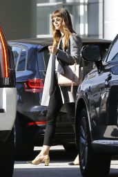 Jessica Biel - Out in Century City in LA 2/22/ 2017