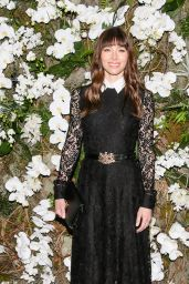 Jessica Biel - Ralph Lauren Fashion Show at the Ralph Lauren Collection Store in New York 2/15/ 2017
