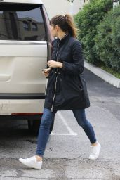 Jessica Biel - Shopping at The Right Start in Los Angeles 2/20/ 2017