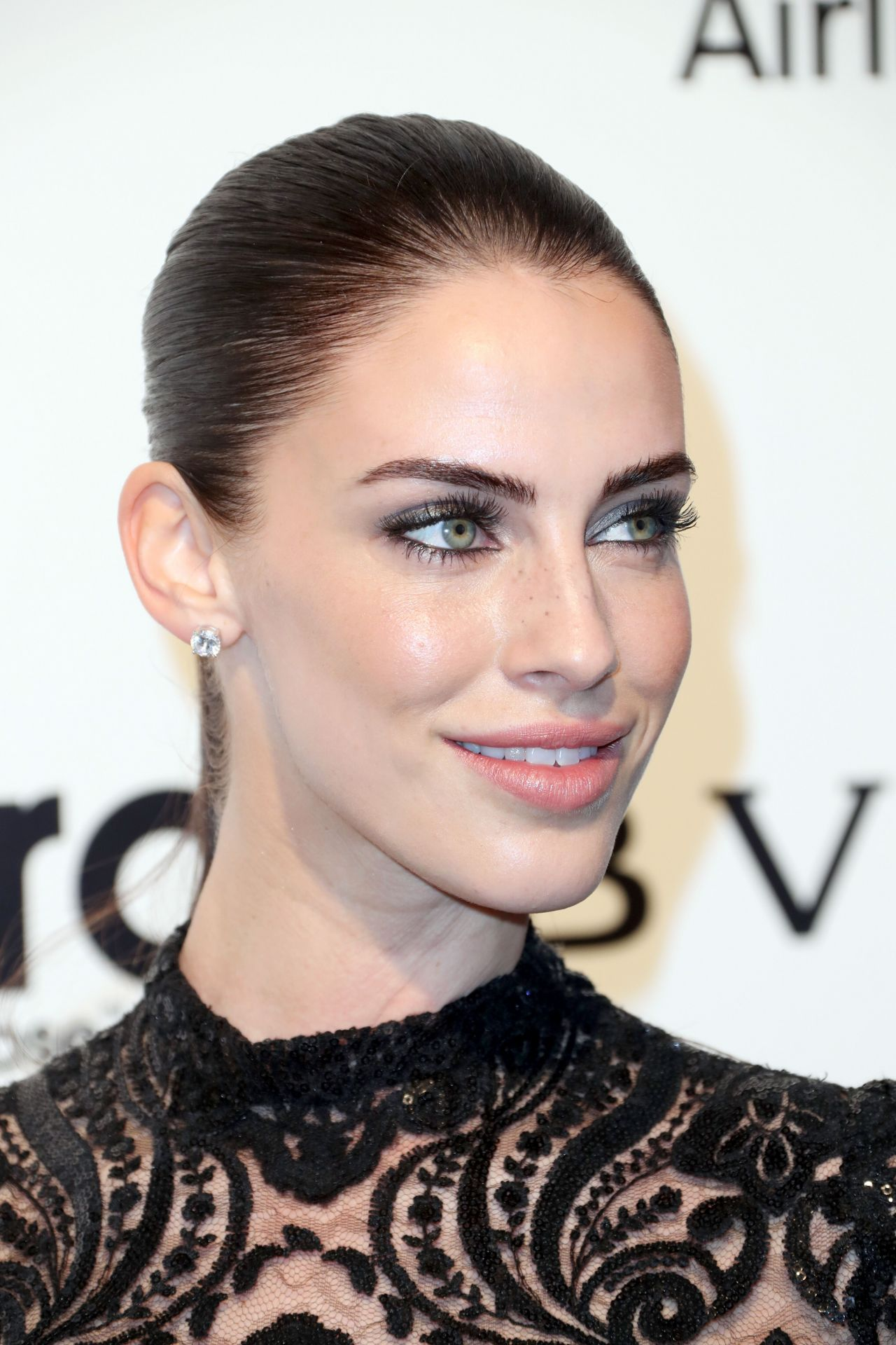 Jessica Lowndes Elton John Aids Foundation Academy