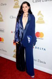 Jessie J – Clive Davis Pre-Grammy 2017 Party in Beverly Hills