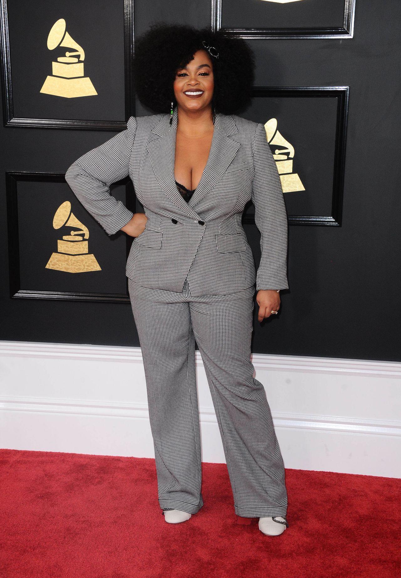 Jill Scott Grammy Awards Los Angeles