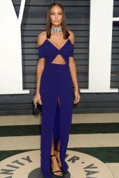 Joan Smalls at Vanity Fair Oscar 2017 Party in Los Angeles