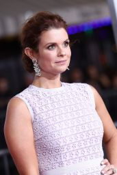 Joanna Garcia Swisher - Fist Fight Premiere in Westwood 2/13/ 2017