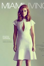 Joanna Garcia Swisher - Miami Living Magazine February/March 2017 Issue