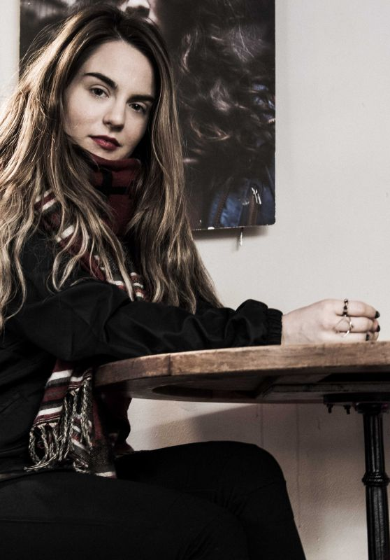 Joanna Jojo Levesque - Da Vibe Magazine, 2017