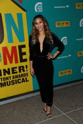 Joanna Jones – Media Tip 'Fun Home' at Ahmanson Theatre in Los Angeles 2/22/ 2017