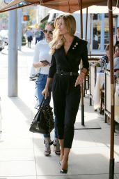 Joanna Krupa - Out for Lunch in Beverly Hills 2/13/ 2017