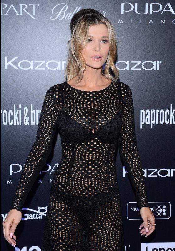 Joanna Krupa - Paprocki & Brzozowski Show in Warsaw 2/2/ 2017