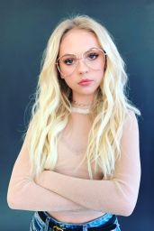 Jordyn Jones Photoshoot,  January 2017