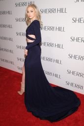 Jordyn Jones - Sherri Hill NYFW Fall 2017 Fashion Show in New York 2/13/ 2017