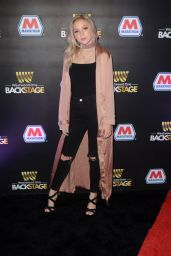 Jordyn Jones - Westwood One Backstage at the Grammy