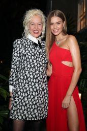 Josephine Skriver at Bulgari Pre-Oscar Celebration in Hollywood 2/25/ 2017