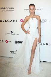 Josephine Skriver – Elton John AIDS Foundation Academy Awards 2017 Viewing Party in LA