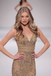 Josie Canseco - Sherri Hill Fashion Show in New York City 2/13/ 2017