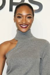 Jourdan Dunn – Michael Kors Fashion Show in New York 2/15/ 2017