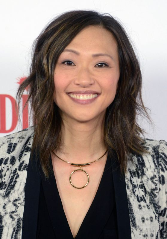 Joy Osmanski – Netflix's 'Santa Clarita Diet' Premiere in Hollywood 2/1/ 2017