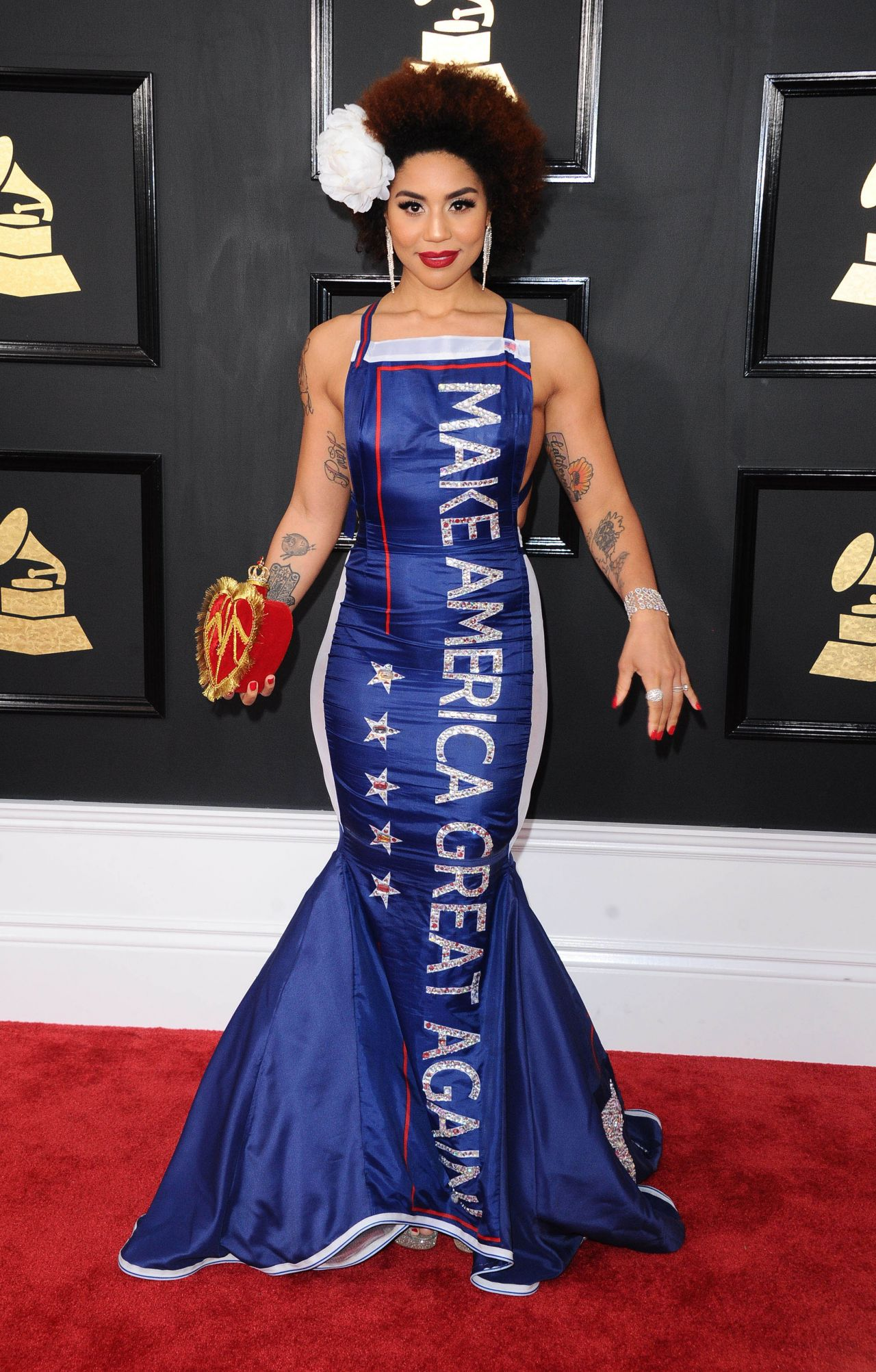 Image result for joy villa grammy awards 2017