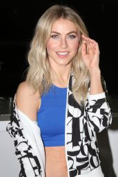 Julianne Hough - Project Womens MPG Sport Booth Inside Mandalay Bay Convention Center in Las Vegas 2/22/ 2017