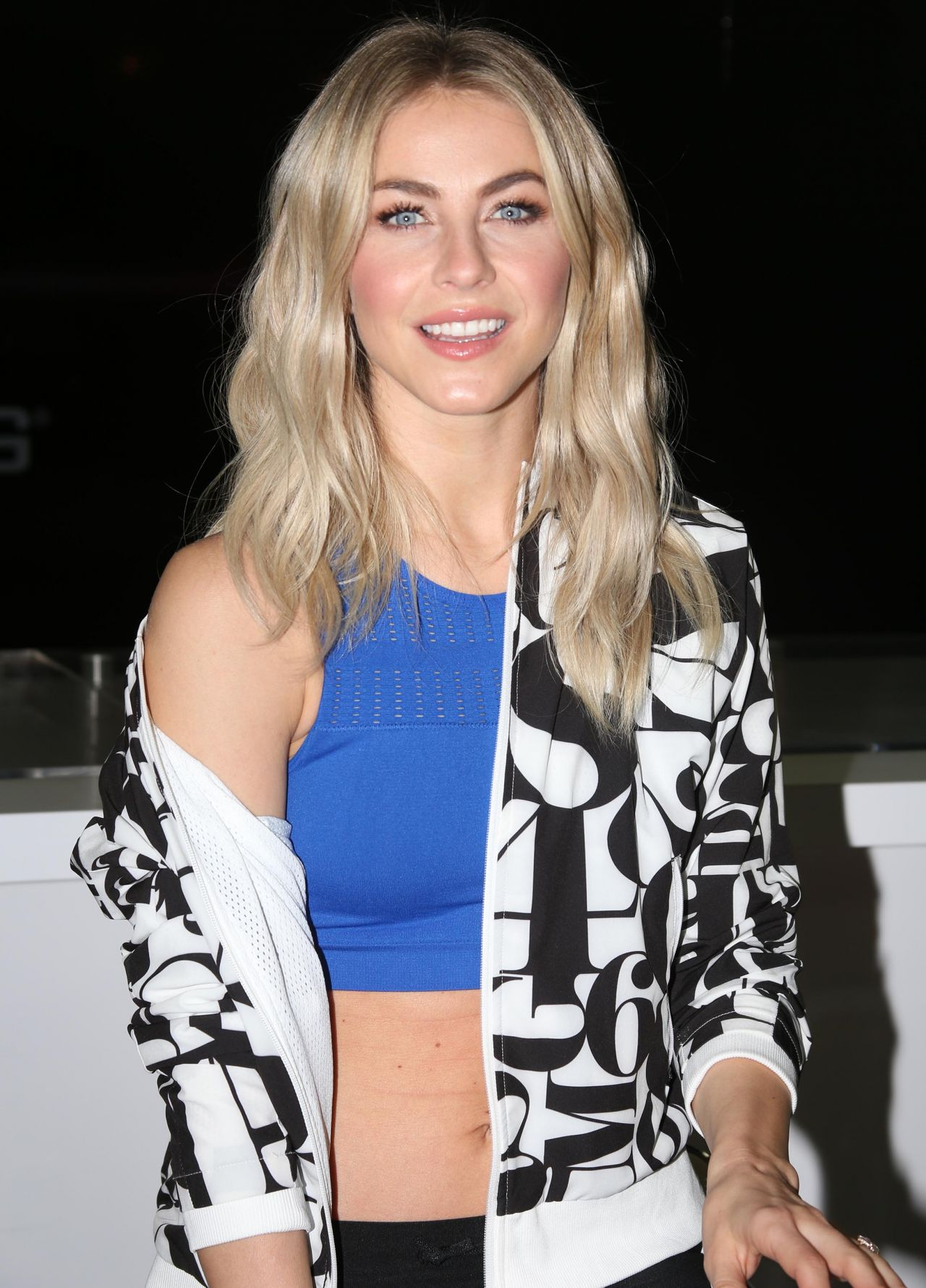 Julianne Hough Project Womens Mpg Sport Booth Inside