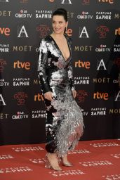 Juliette Binoche - Goya Awards in Madrid 02/06/ 2016