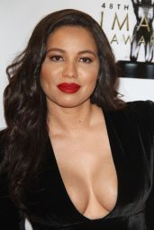 Jurnee Smollett-Bell - 48th NAACP Image Awards in Los Angeles 2/11/ 2017
