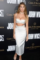 Kara Del Toro – 'John Wick: Chapter 2' Premiere in Los Angeles 1/30/ 2017