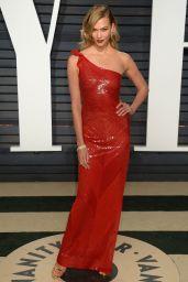 Karlie Kloss at Vanity Fair Oscar 2017 Party in Los Angeles
